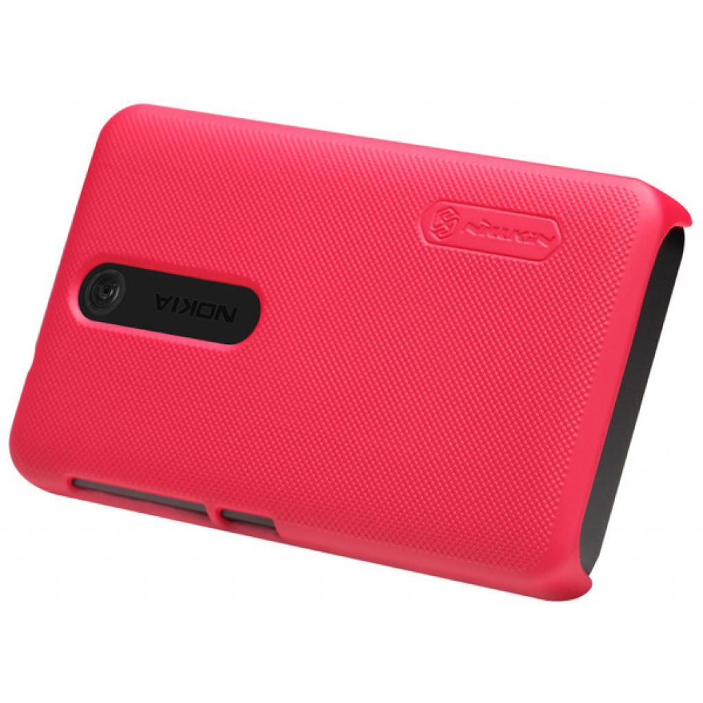 Чехол для моб. телефона NILLKIN для Nokia 501 /Super Frosted Shield/Red (6077016) изображение 3