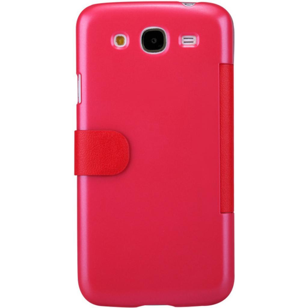 Чехол для моб. телефона NILLKIN для Samsung I9152 /Fresh/ Leather/Red (6076970) изображение 3