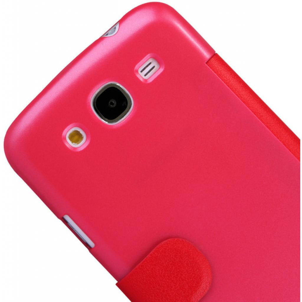 Чехол для моб. телефона NILLKIN для Samsung I9152 /Fresh/ Leather/Red (6076970) изображение 4
