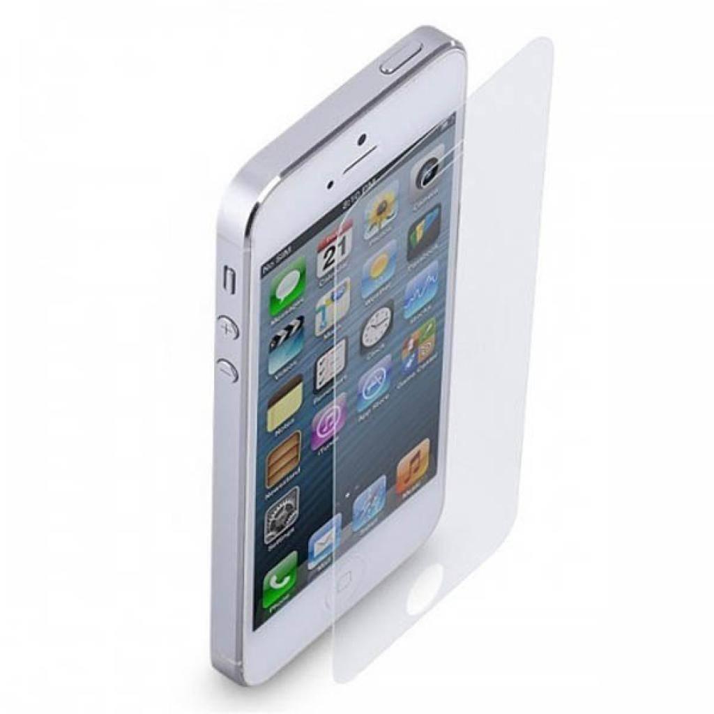 Стекло защитное AUZER для Apple iPhone 5/5SE (AG-SAI5) изображение 3