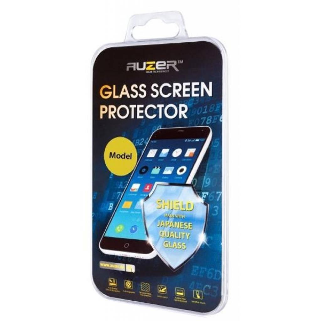 Стекло защитное AUZER для Apple iPhone 5/5SE (AG-SAI5)