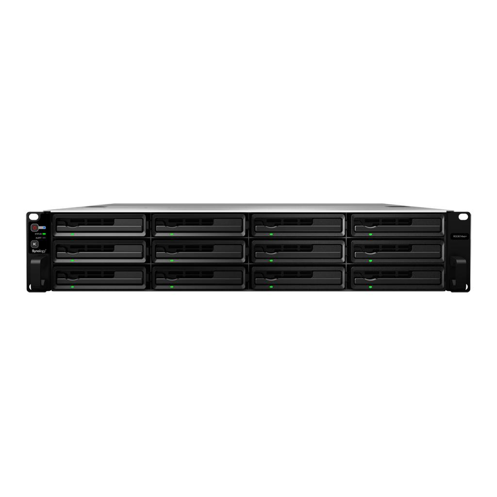 NAS Synology RS3614xs+ изображение 2