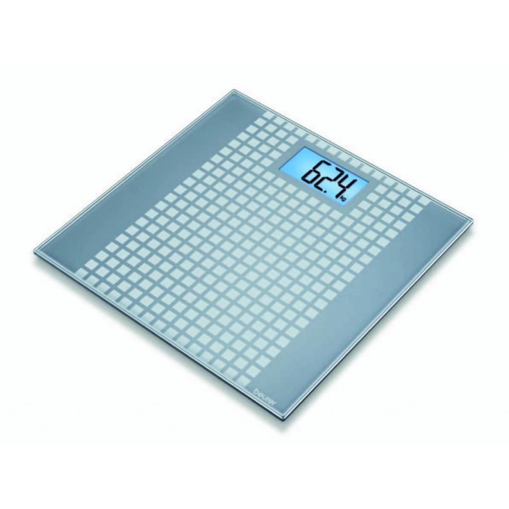 Весы напольные BEURER GS 206 Squares (4211125/756.63/5)