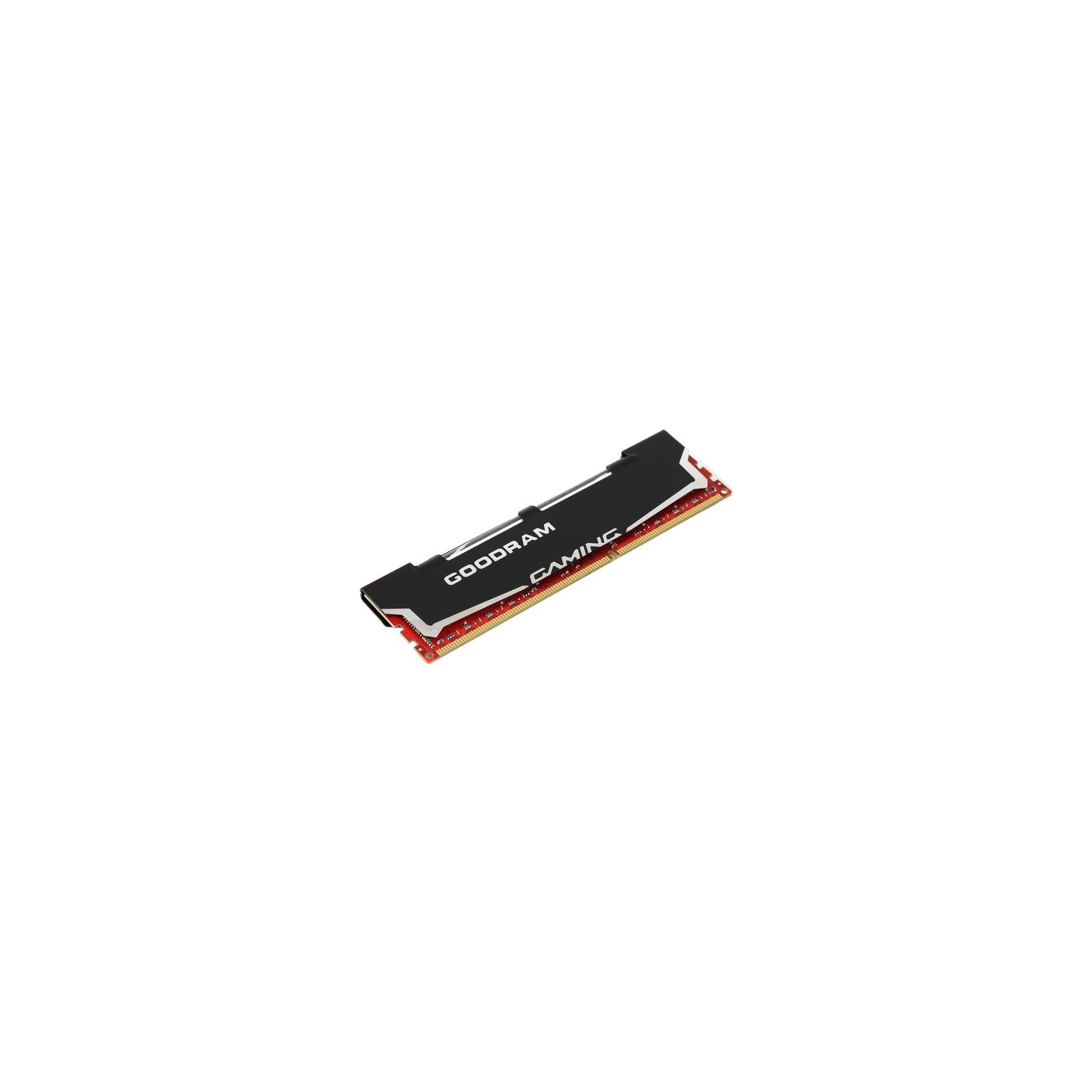 Модуль памяти для компьютера DDR3 4Gb 1600 MHz Led Gaming GOODRAM (GL1600D364L9/4G) изображение 2
