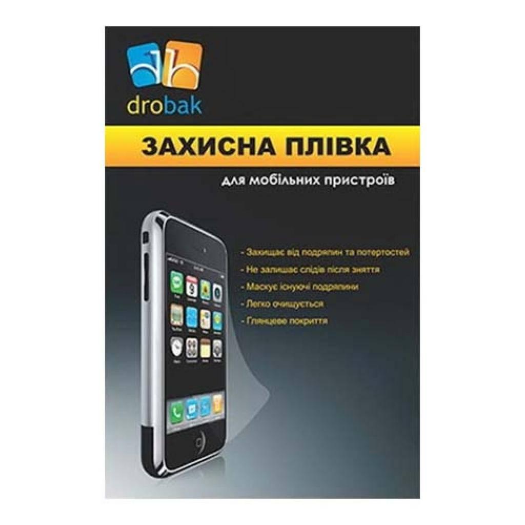Пленка защитная Drobak для LG Optimus G E975 (501523)