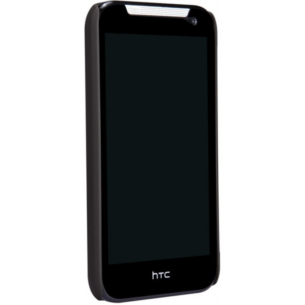Чехол для моб. телефона NILLKIN HTC Desire 310 /Super Frosted Shield/Brown (6147097) изображение 4