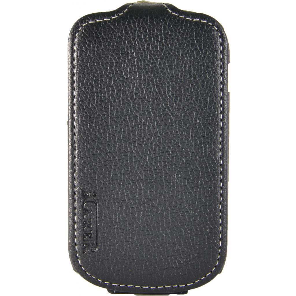 Чехол для моб. телефона Carer Base Samsung s6790 Galaxy Frame Lite black (Carer Base s6790 Frame li)