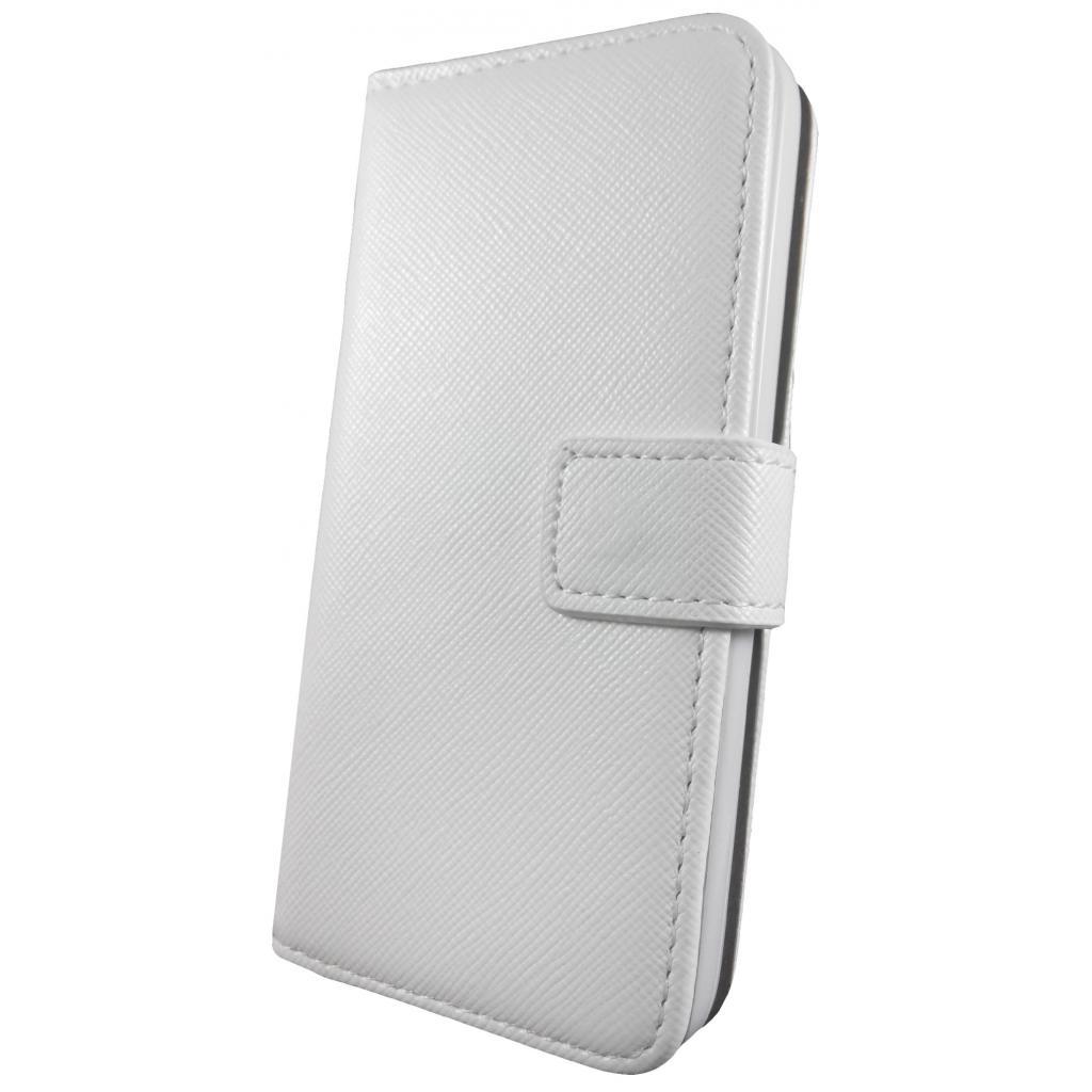 Чехол для моб. телефона GLOBAL для Apple iPhone 5 (белый) (1283126456701) изображение 2