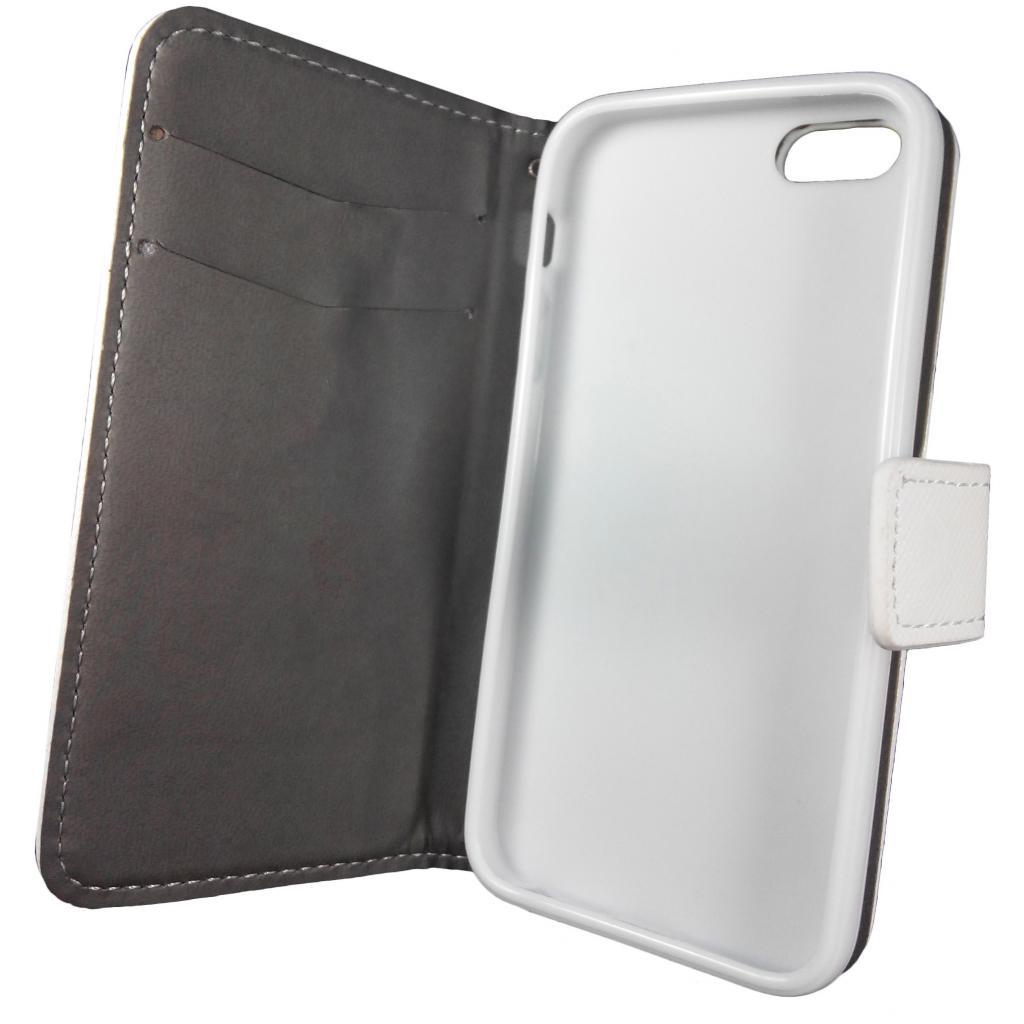 Чехол для моб. телефона GLOBAL для Apple iPhone 5 (белый) (1283126456701)