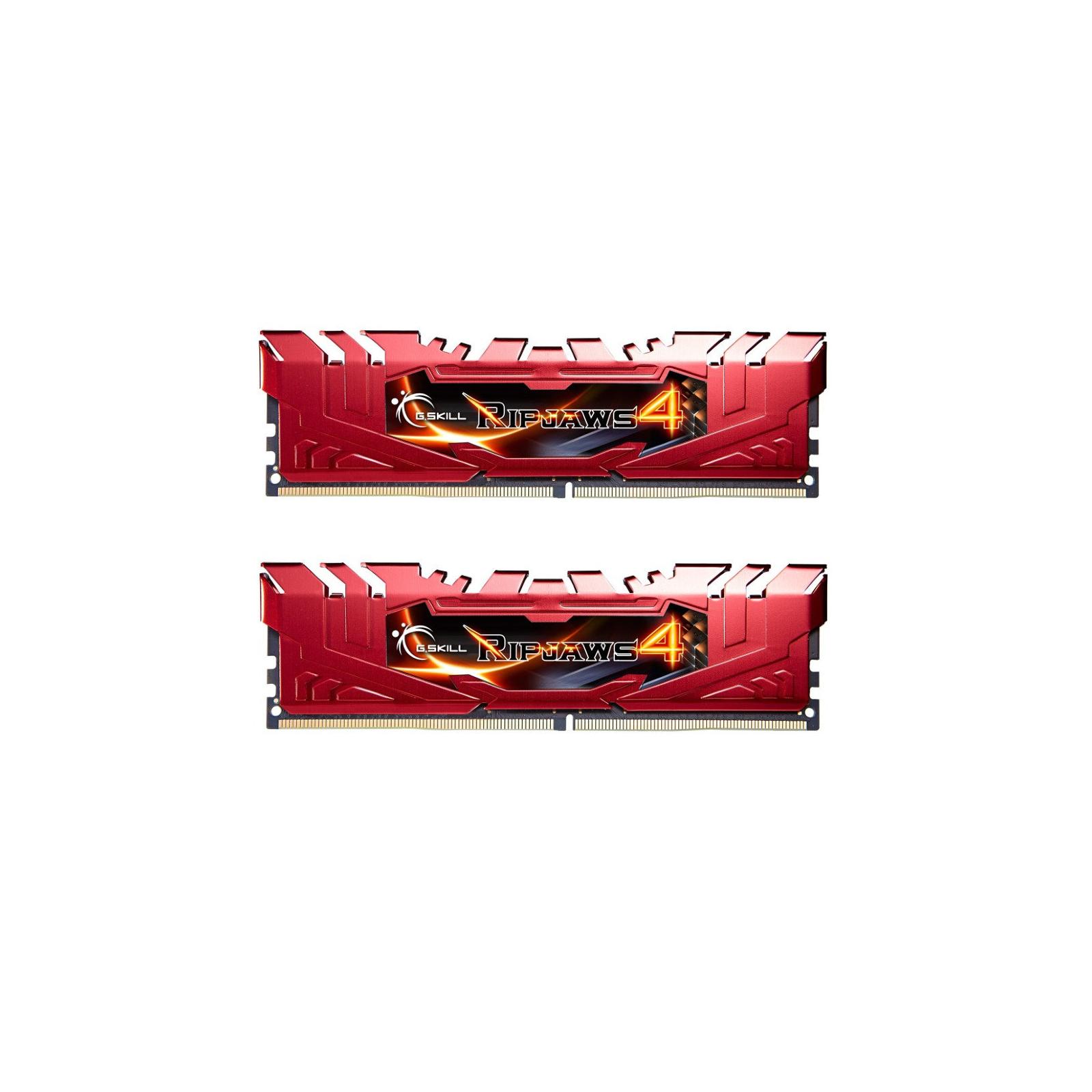Модуль памяти для компьютера DDR4 16GB (2x8GB) 2400 MHz Ripjaws G.Skill (F4-2400C15D-16GRR)