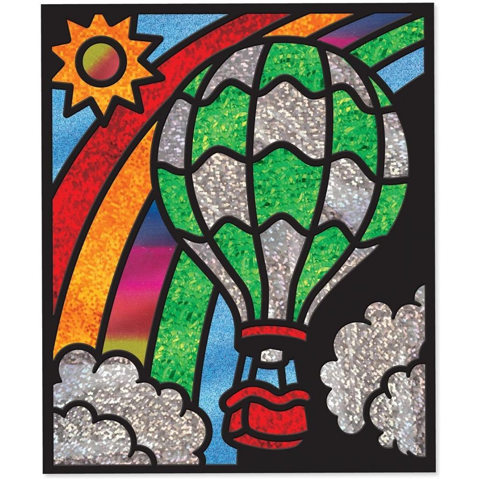 Набор для творчества Melissa&Doug Разноцветная гравюра (MD5061) изображение 2