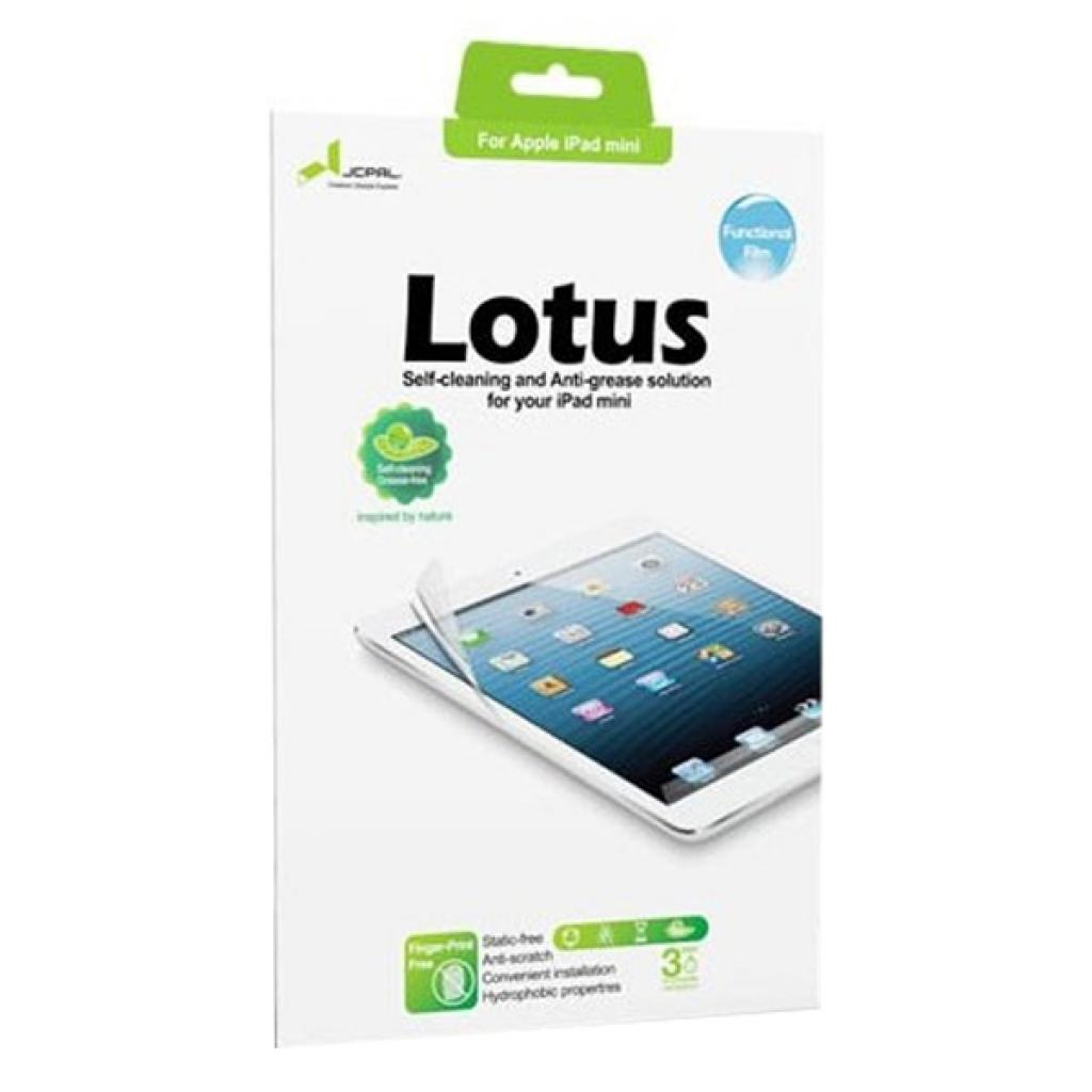 Пленка защитная JCPAL Lotus Anti-Grease для iPad mini (High Transparency) (JCP1031)