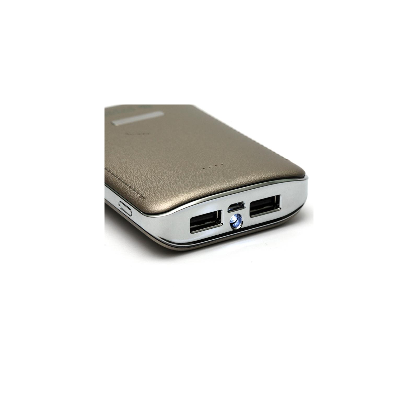 Батарея универсальная PowerPlant PB-LA9236 7800mAh 1*USB/1A 1*USB/2.1A (PPLA9236) изображение 2