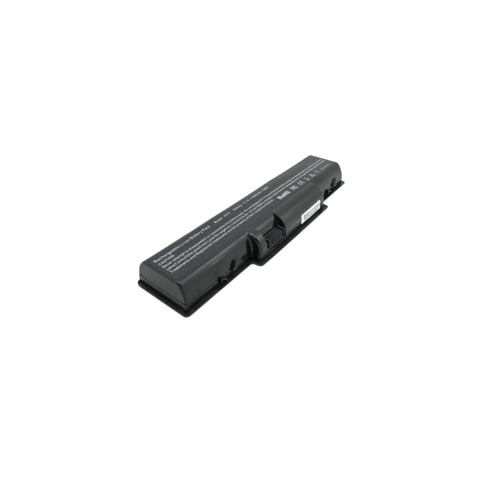 Аккумулятор для ноутбука Acer Aspire 4310 (AS07A41) 5200 mAh EXTRADIGITAL (BNA3906) изображение 2