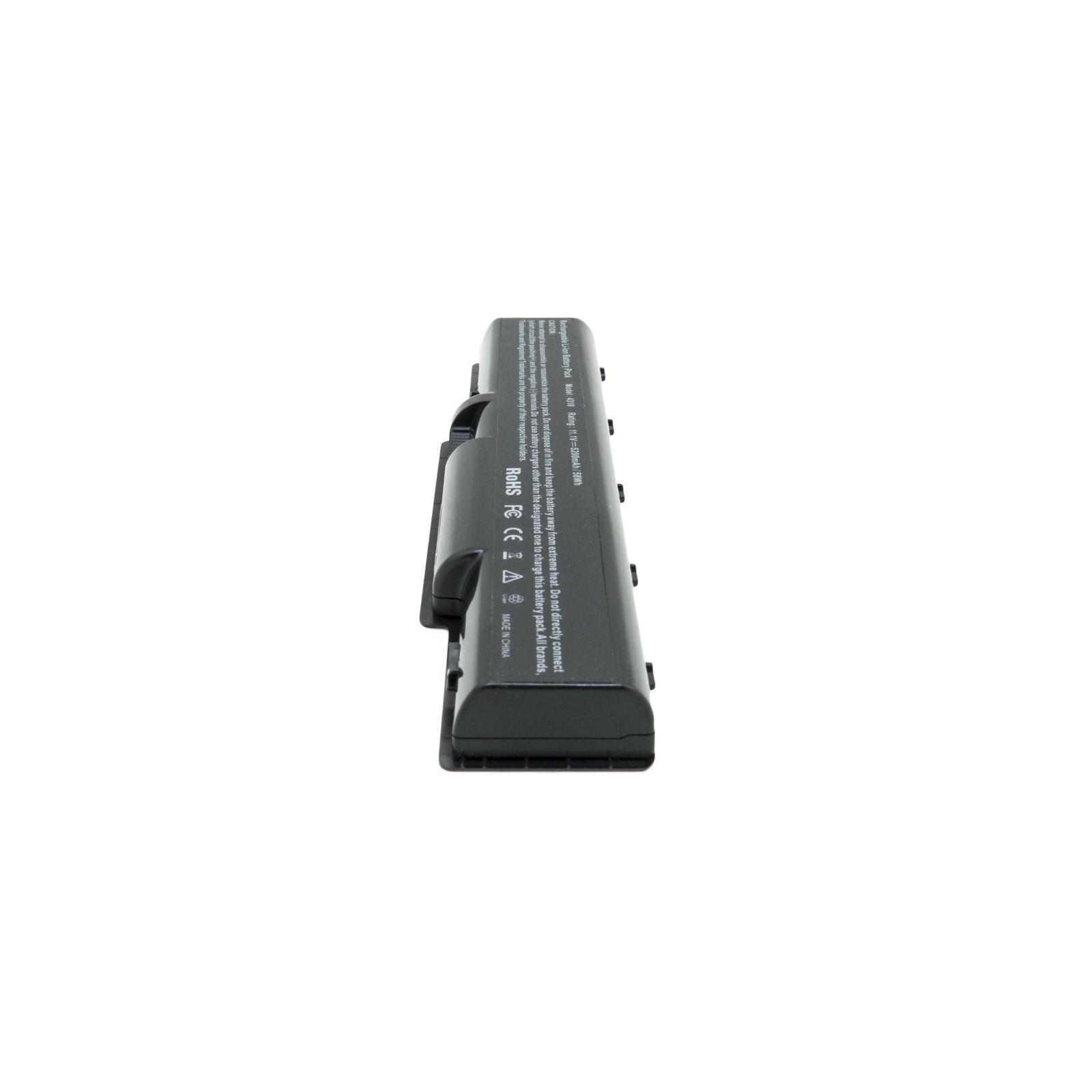 Аккумулятор для ноутбука Acer Aspire 4310 (AS07A41) 5200 mAh EXTRADIGITAL (BNA3906) изображение 5