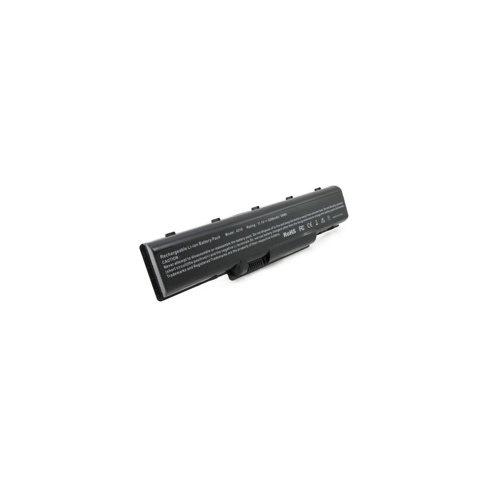 Аккумулятор для ноутбука Acer Aspire 4310 (AS07A41) 5200 mAh EXTRADIGITAL (BNA3906)