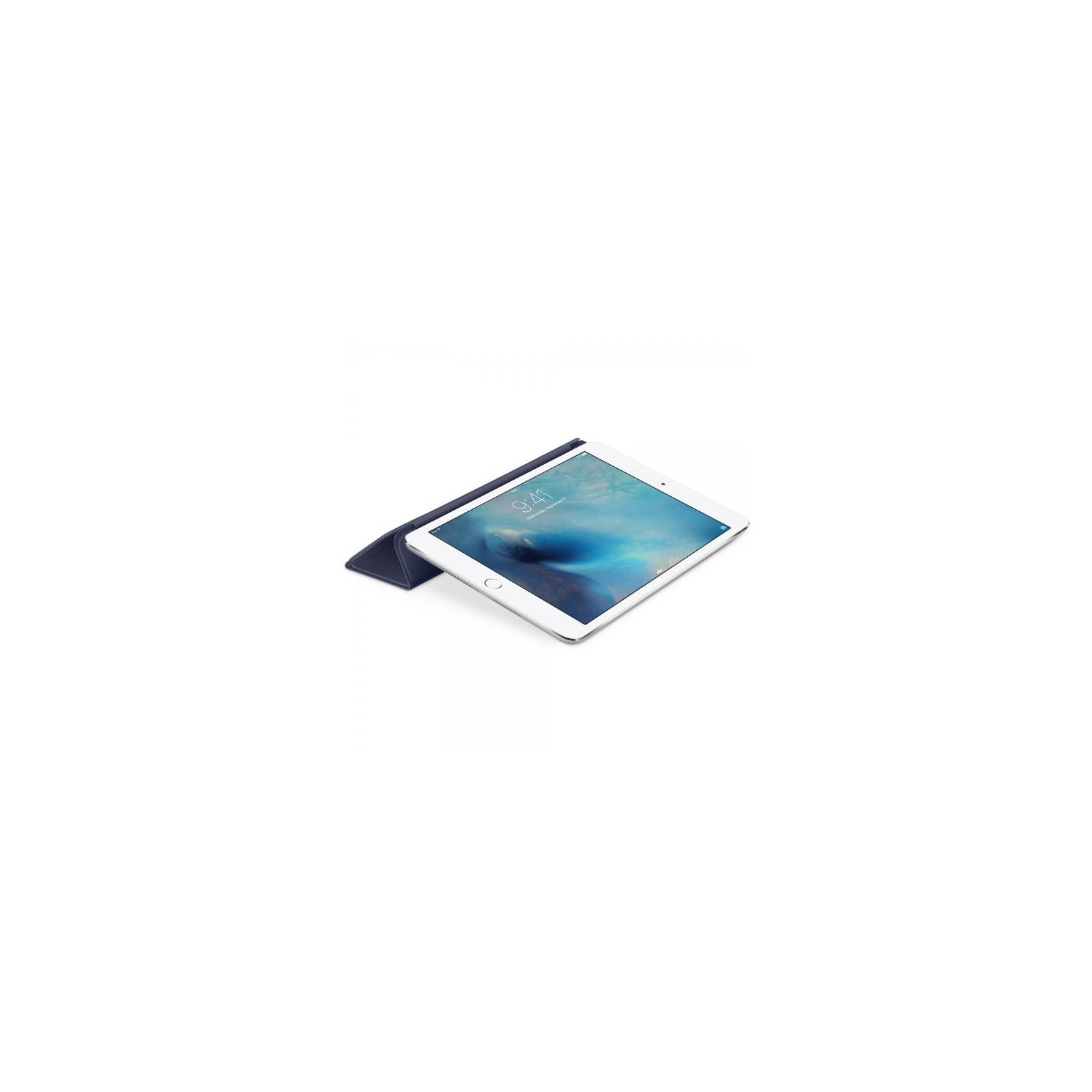 Чехол для планшета Apple Smart Cover для iPad mini 4 Midnight Blue (MKLX2ZM/A) изображение 4
