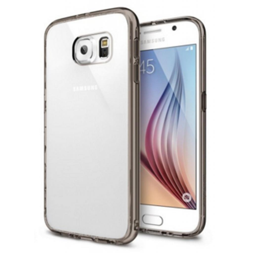 Чехол для моб. телефона Ringke Fusion для Samsung Galaxy S6 (Smoke Black) (554980) изображение 2