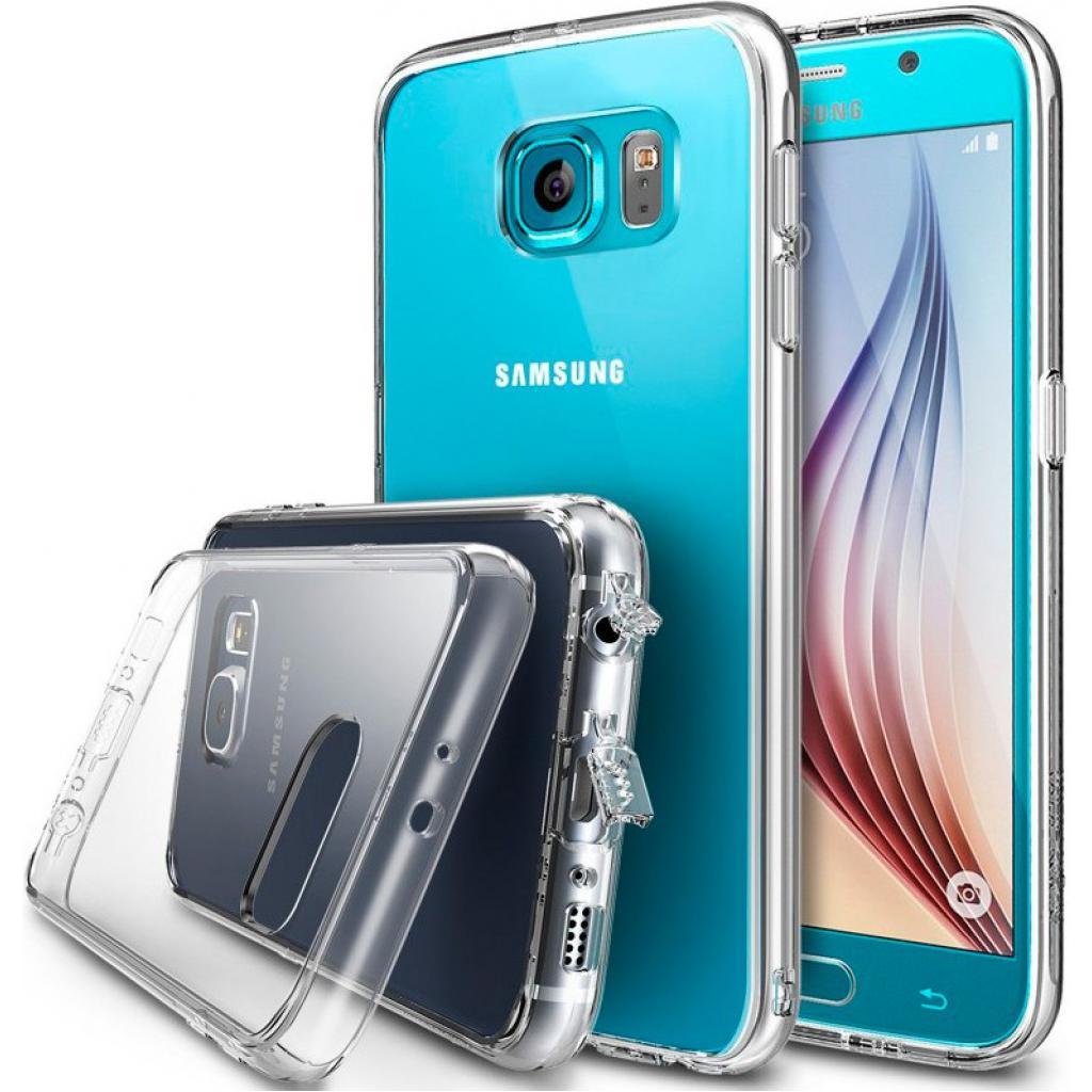 Чехол для моб. телефона Ringke Fusion для Samsung Galaxy S6 (Smoke Black) (554980)