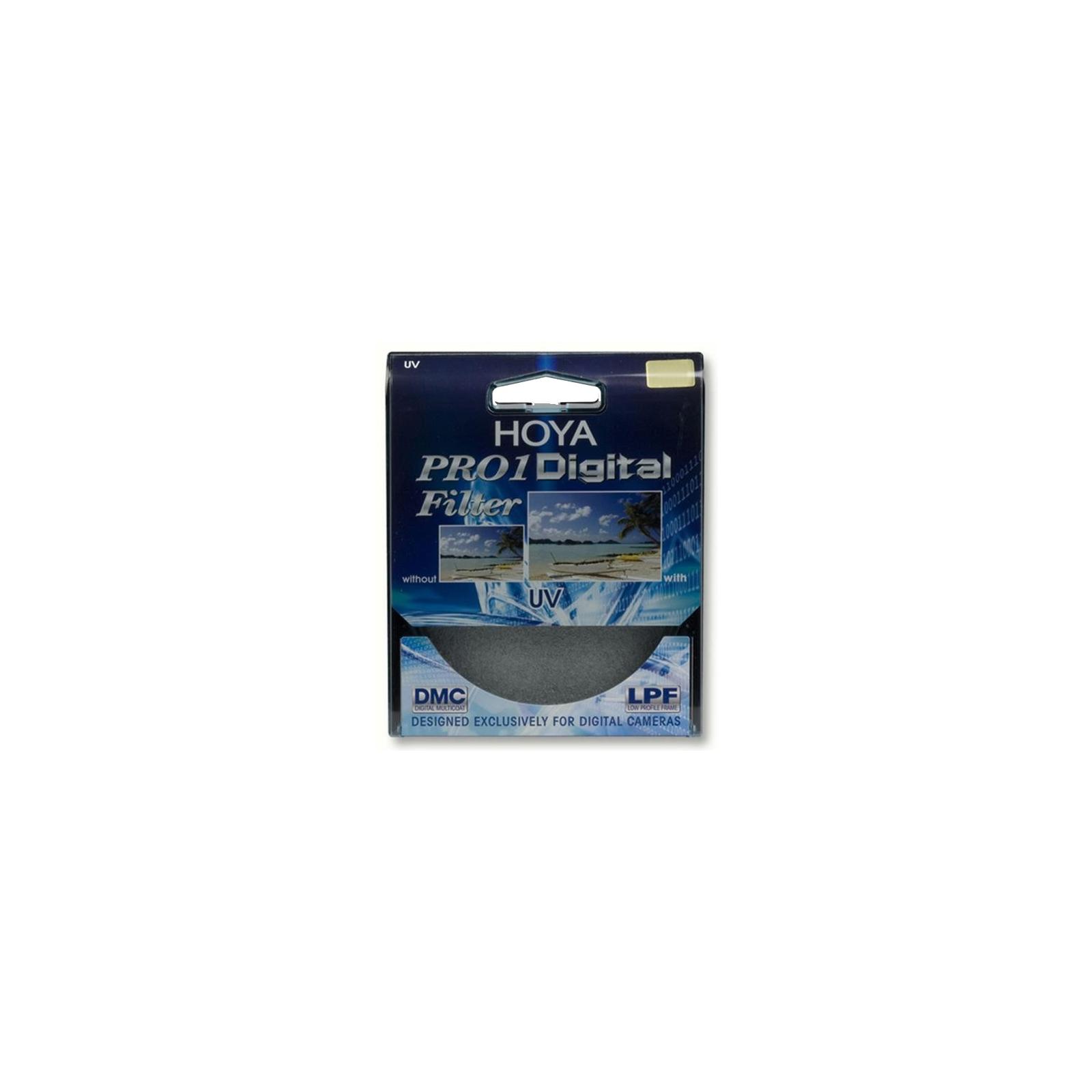 Светофильтр Hoya UV Pro1 Digital 40.5mm (0024066040756) изображение 2