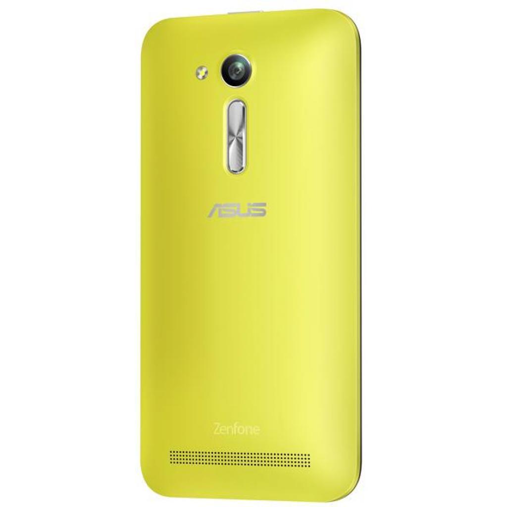 Мобильный телефон ASUS Zenfone Go ZB452KG Yellow (ZB452KG-1E007WW) изображение 3