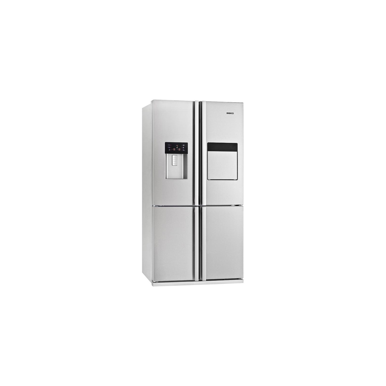 Холодильник BEKO GNE134620X изображение 2