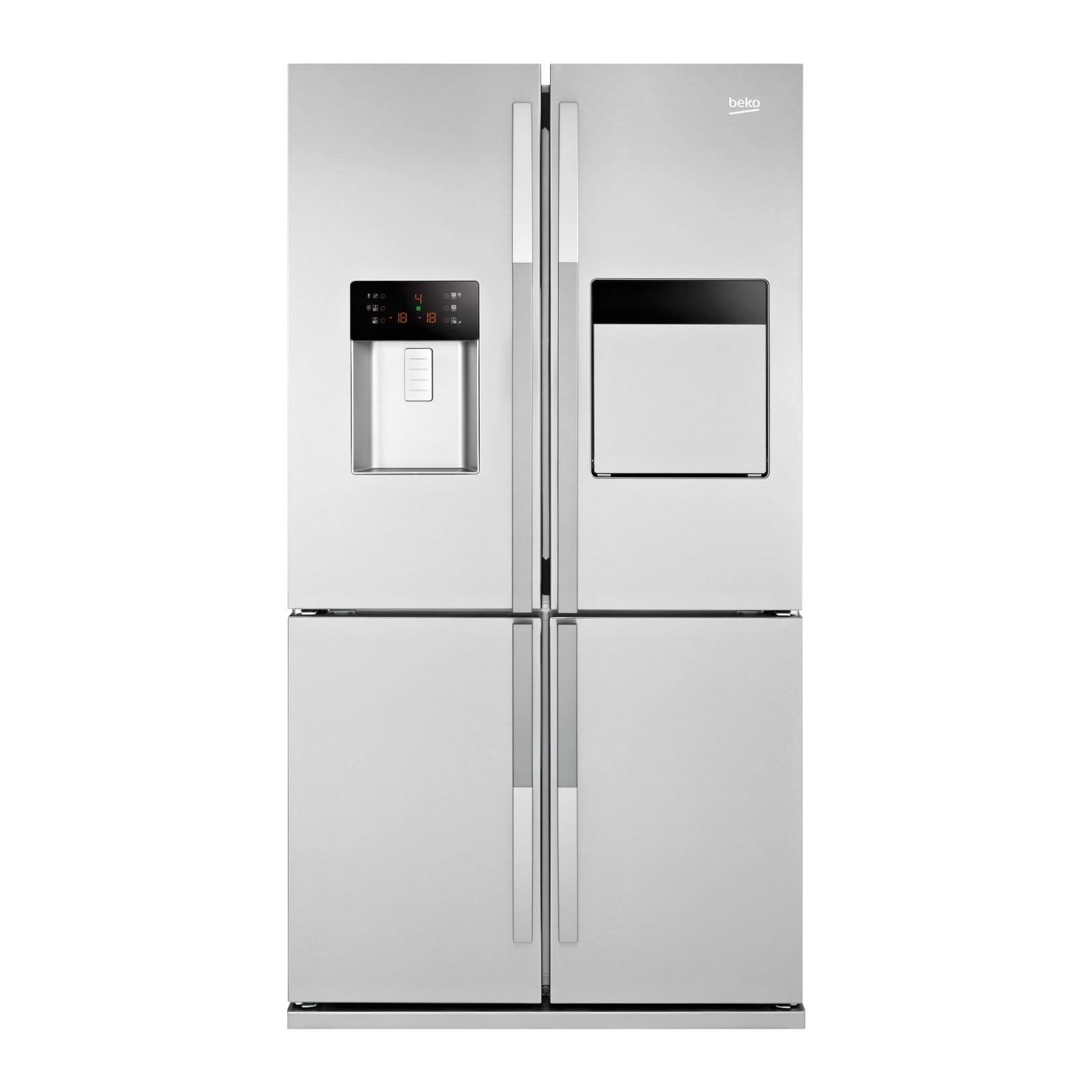 Холодильник BEKO GNE134620X