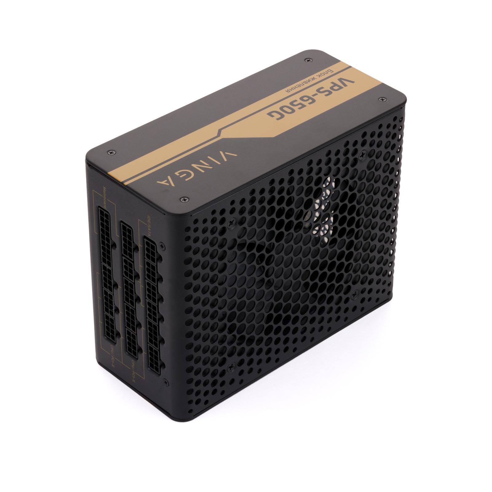 Блок живлення Vinga 650W (VPS-650G) зображення 12
