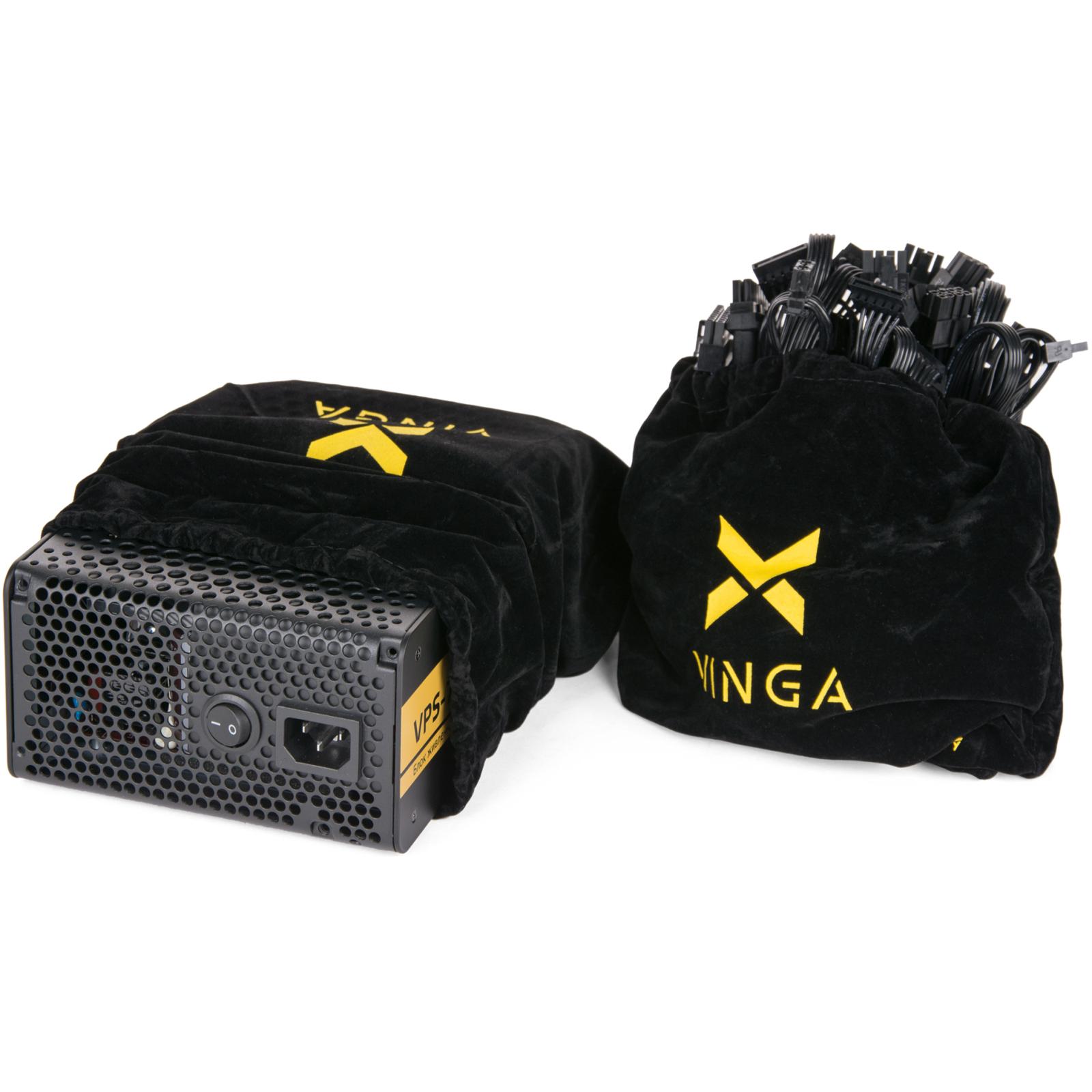 Блок живлення Vinga 650W (VPS-650G) зображення 4
