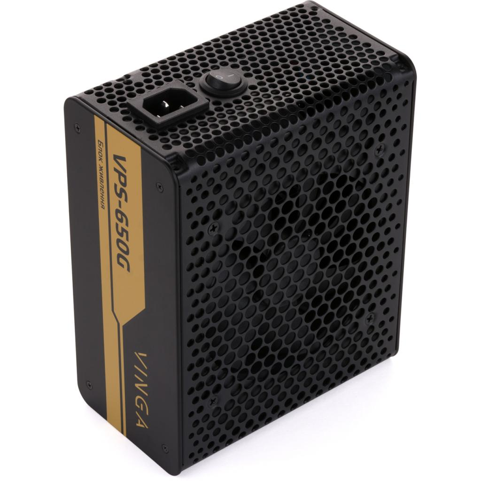 Блок живлення Vinga 650W (VPS-650G) зображення 9