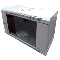 """Шкаф настенный Hypernet 6U 19"""" 600x350 (WMNC-35-6U-FLAT)"""