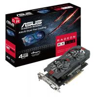 Видеокарта Radeon RX 560 4096Mb ASUS (RX560-4G)