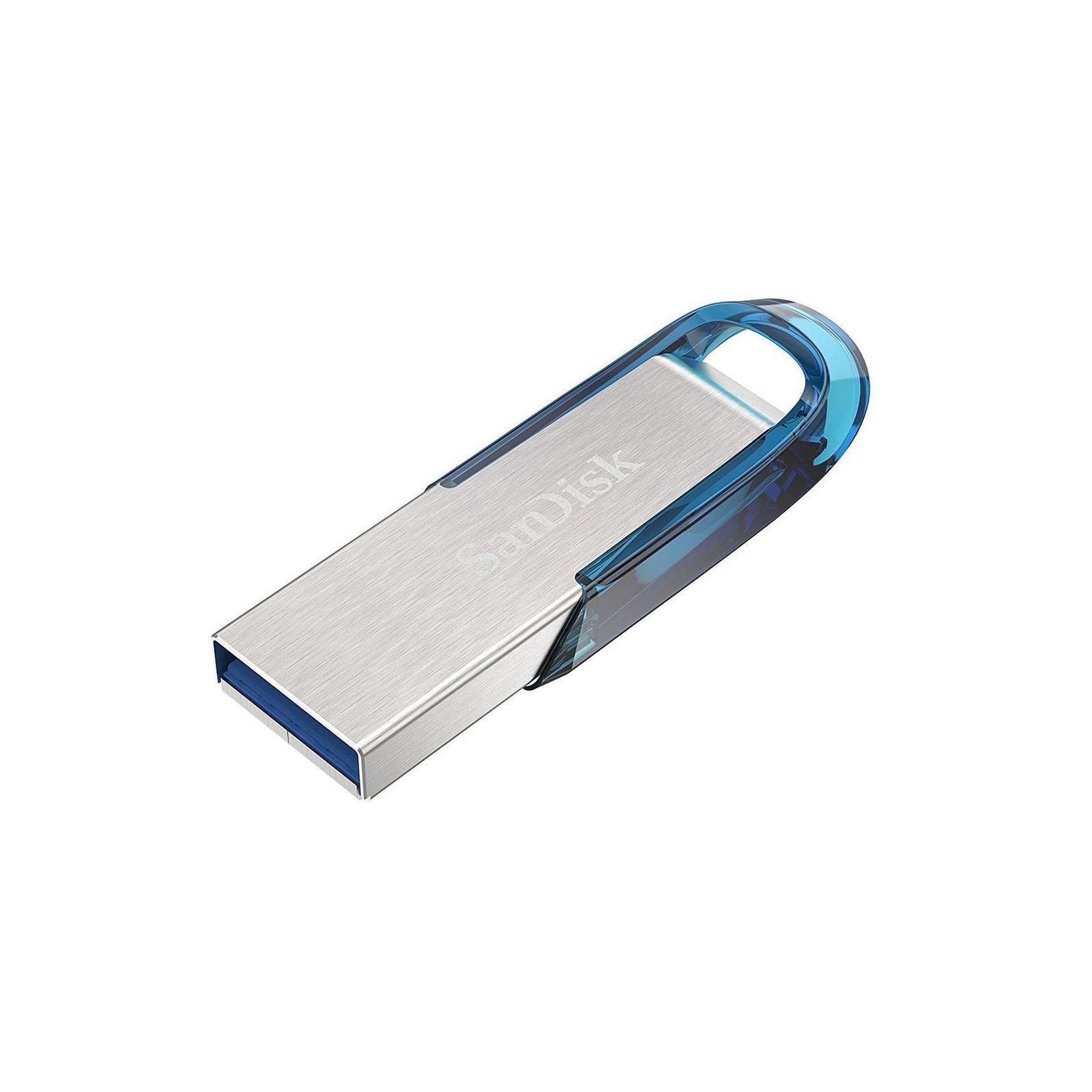 USB флеш накопитель SANDISK 32GB Ultra Flair USB 3.0 (SDCZ73-032G-G46) изображение 2