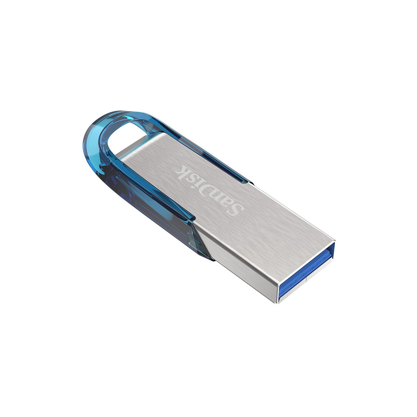 USB флеш накопитель SANDISK 32GB Ultra Flair USB 3.0 (SDCZ73-032G-G46) изображение 4