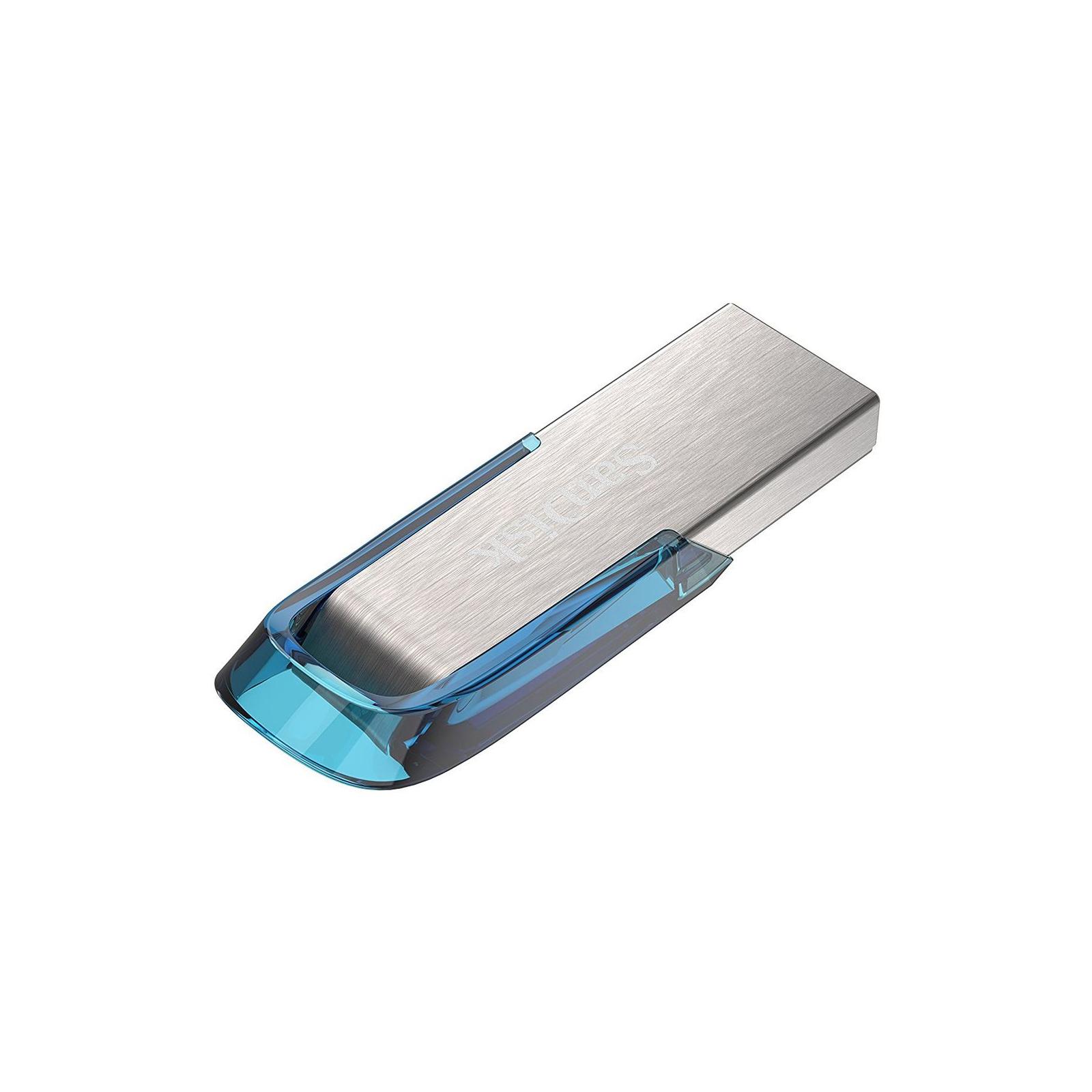 USB флеш накопитель SANDISK 32GB Ultra Flair USB 3.0 (SDCZ73-032G-G46) изображение 3