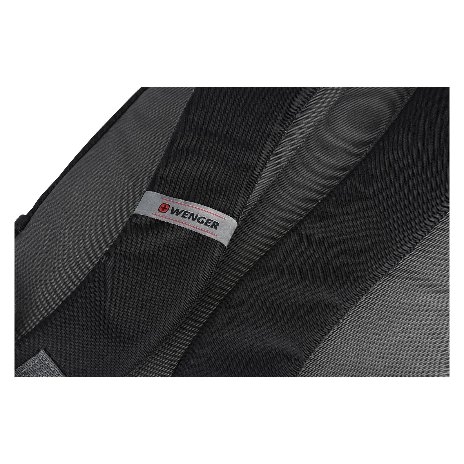 """Рюкзак для ноутбука Wenger 16"""" Mars Black/Blue (604428) изображение 10"""