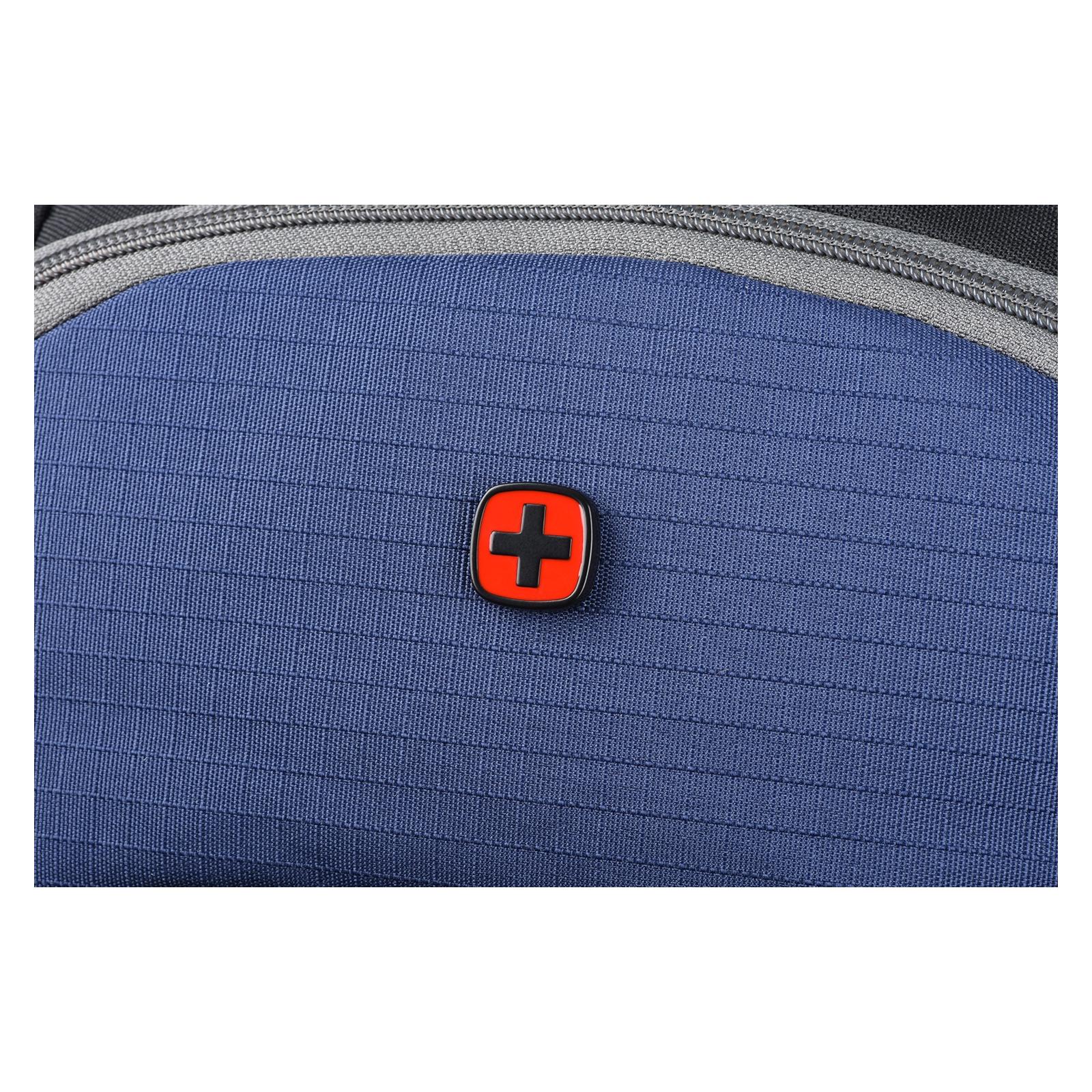 """Рюкзак для ноутбука Wenger 16"""" Mars Black/Blue (604428) изображение 12"""