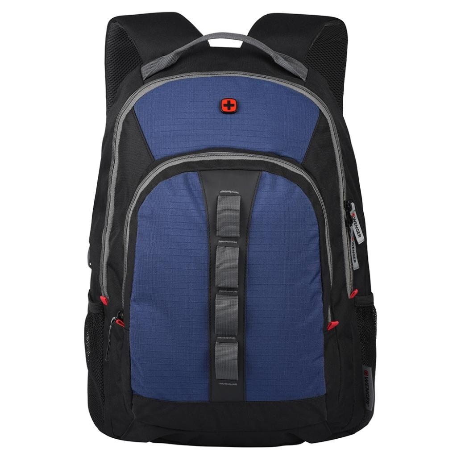 """Рюкзак для ноутбука Wenger 16"""" Mars Black/Blue (604428) изображение 2"""