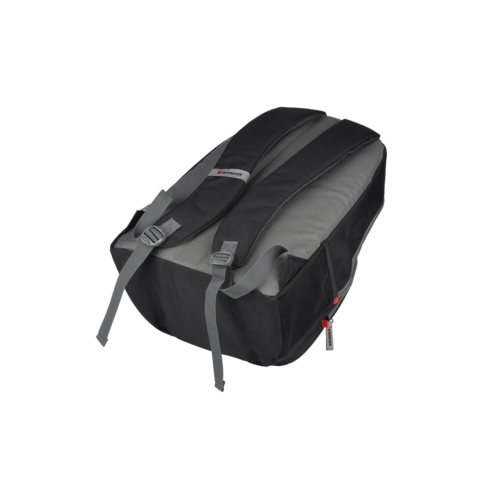 """Рюкзак для ноутбука Wenger 16"""" Mars Black/Blue (604428) изображение 6"""