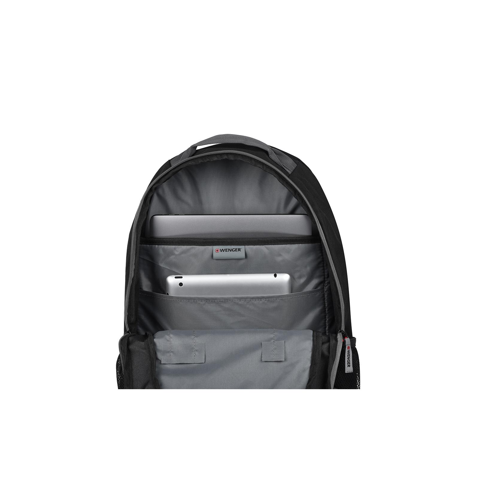 """Рюкзак для ноутбука Wenger 16"""" Mars Black/Blue (604428) изображение 8"""