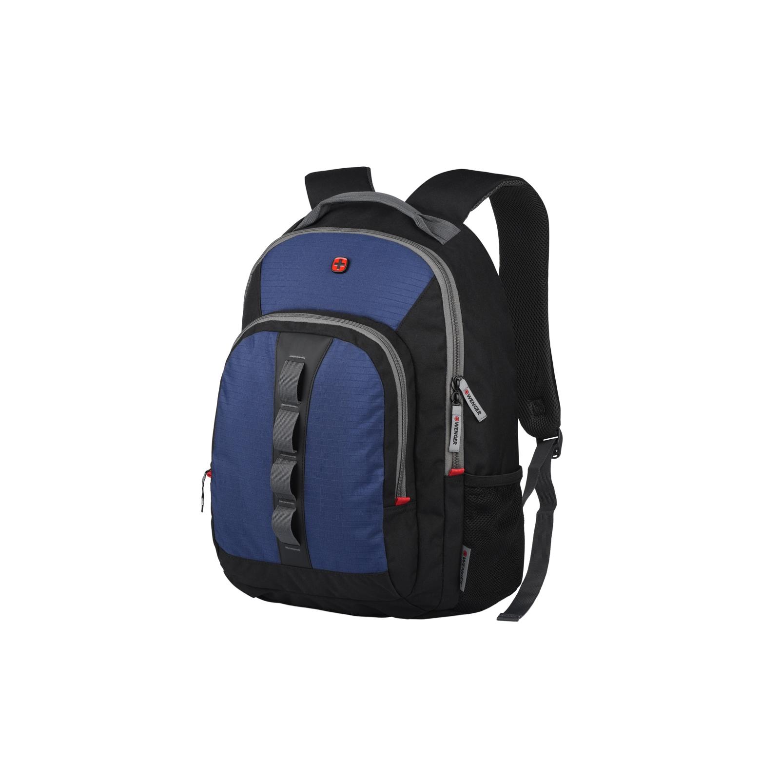 """Рюкзак для ноутбука Wenger 16"""" Mars Black/Blue (604428)"""