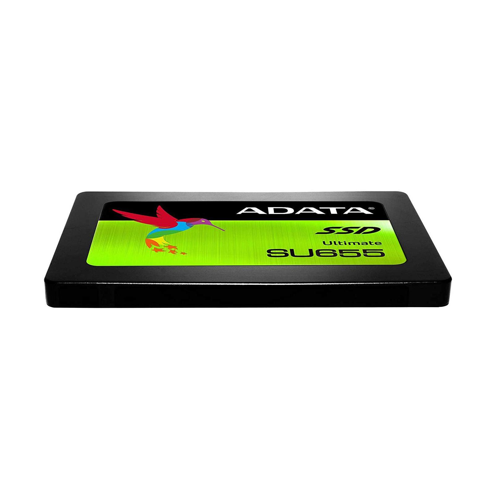 """Накопитель SSD 2.5"""" 240GB ADATA (ASU655SS-240GT-C) изображение 4"""