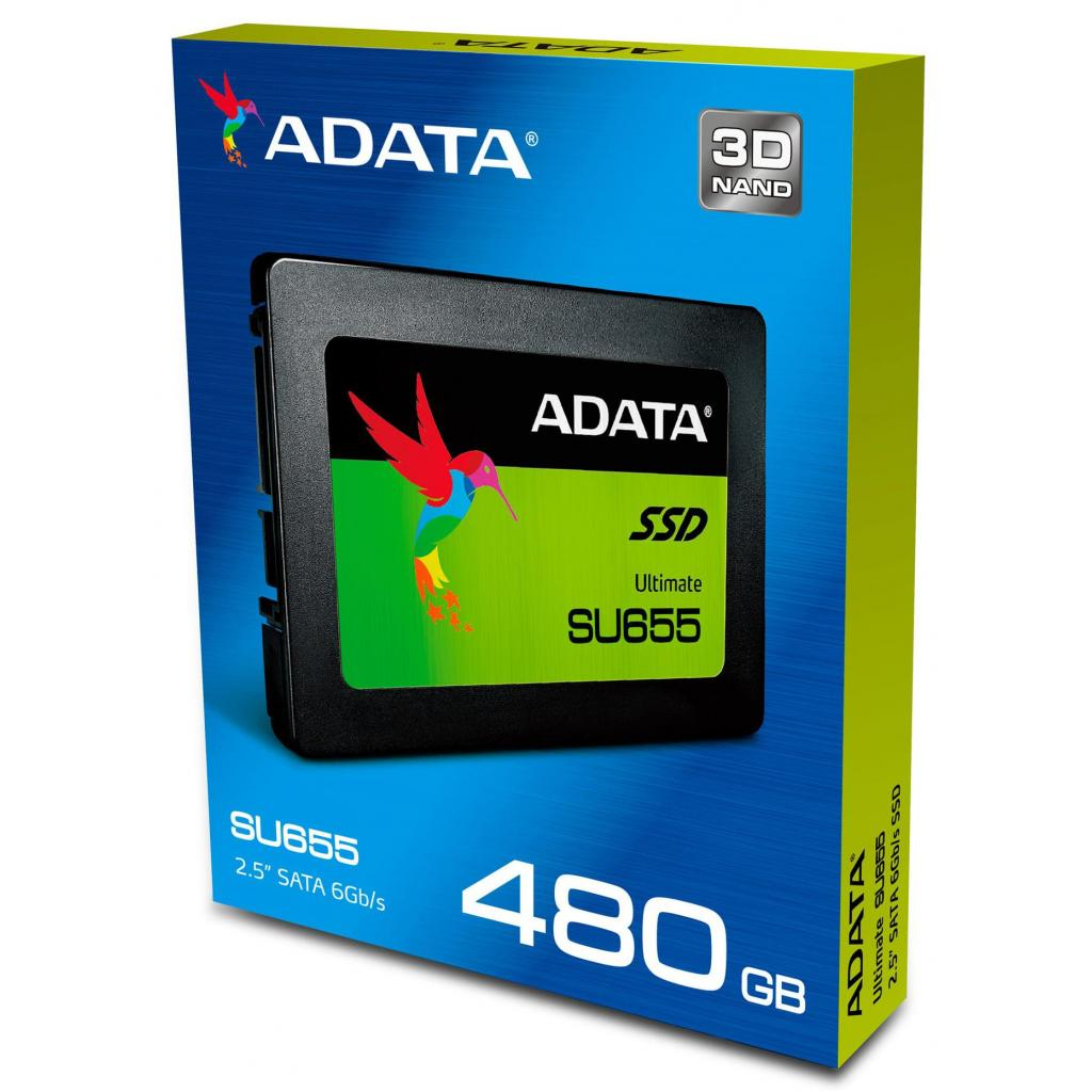"""Накопитель SSD 2.5"""" 240GB ADATA (ASU655SS-240GT-C) изображение 6"""