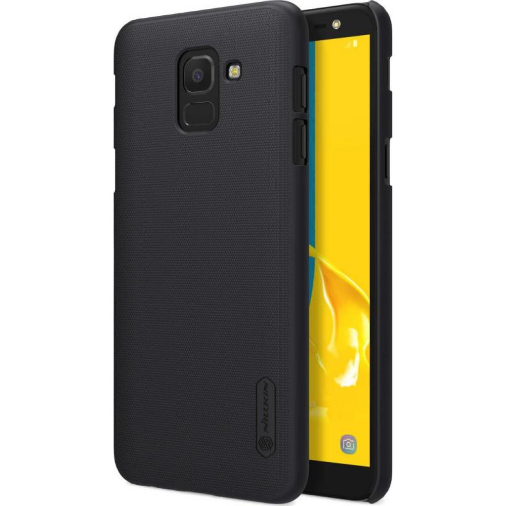 Чехол для моб. телефона NILLKIN Samsung J6 PC Black (391407) изображение 4