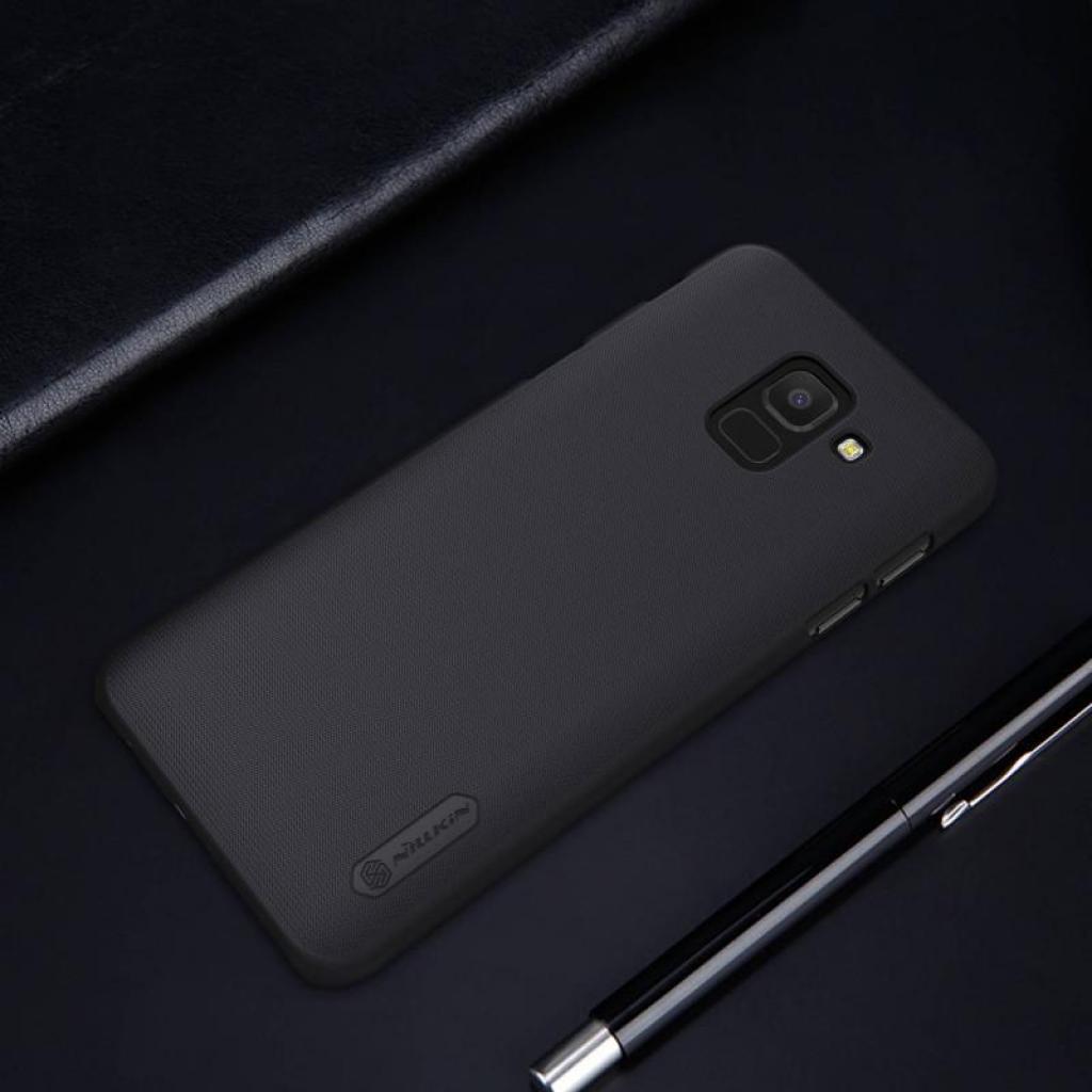 Чехол для моб. телефона NILLKIN Samsung J6 PC Black (391407) изображение 7