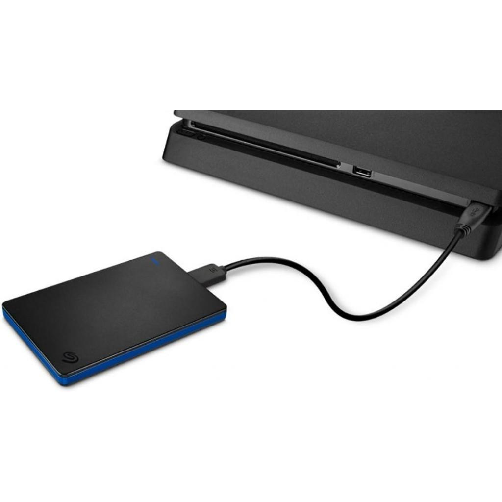 "Внешний жесткий диск 2.5"" 1TB Game Drive for PlayStation 4 Seagate (STGD1000100) изображение 5"