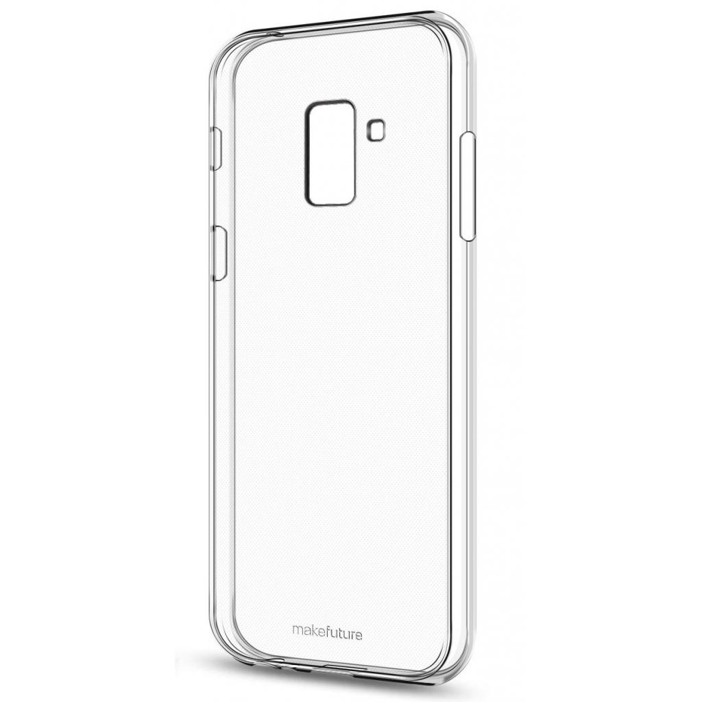 Чехол для моб. телефона MakeFuture Air Case (Clear TPU) Samsung A8 Plus 2018 (MCA-SA818P)