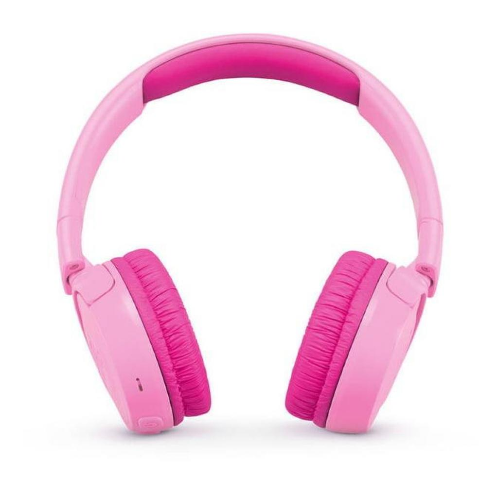 Наушники JBL Junior JR300BT Pink (JR300BTPIK) изображение 2