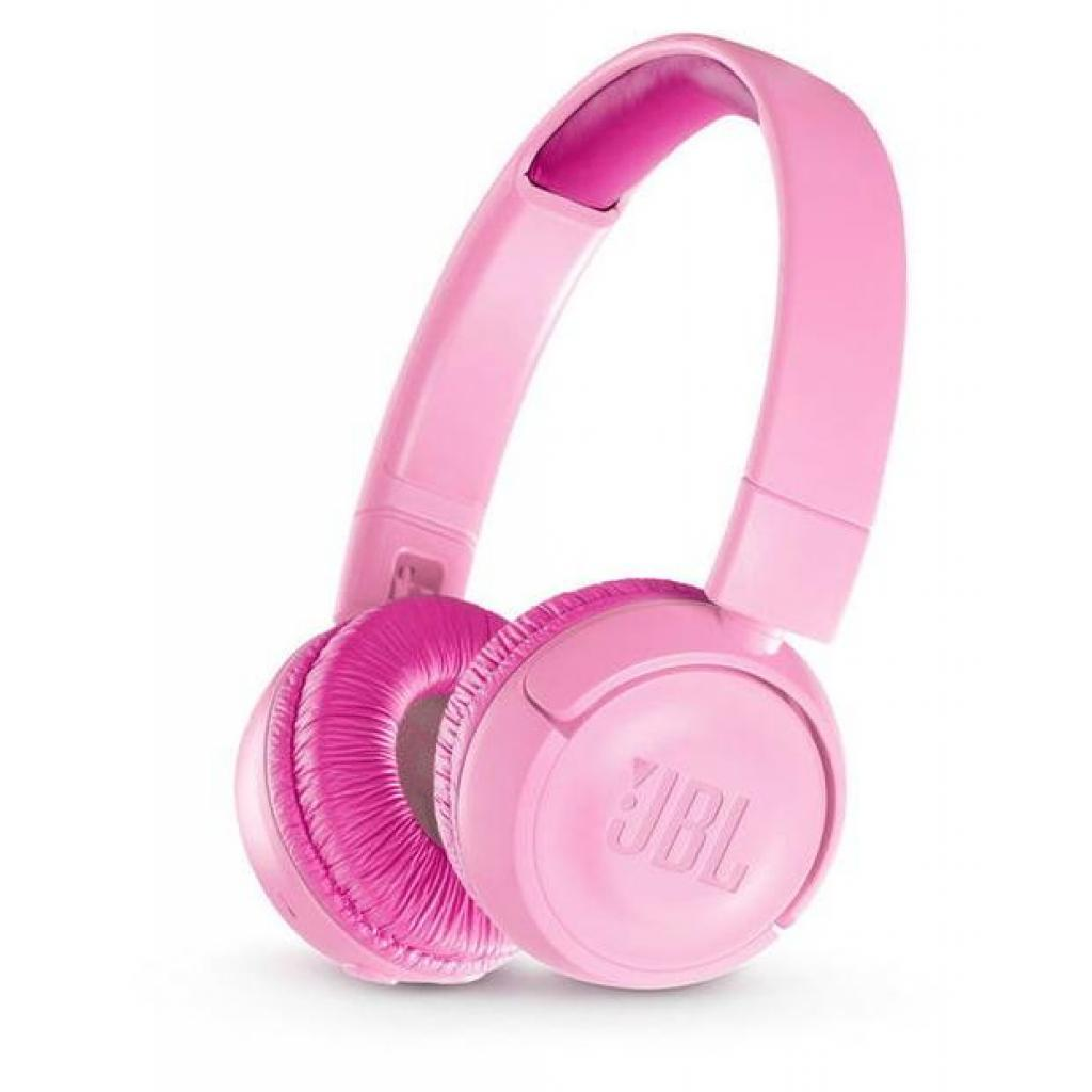 Наушники JBL Junior JR300BT Pink (JR300BTPIK)