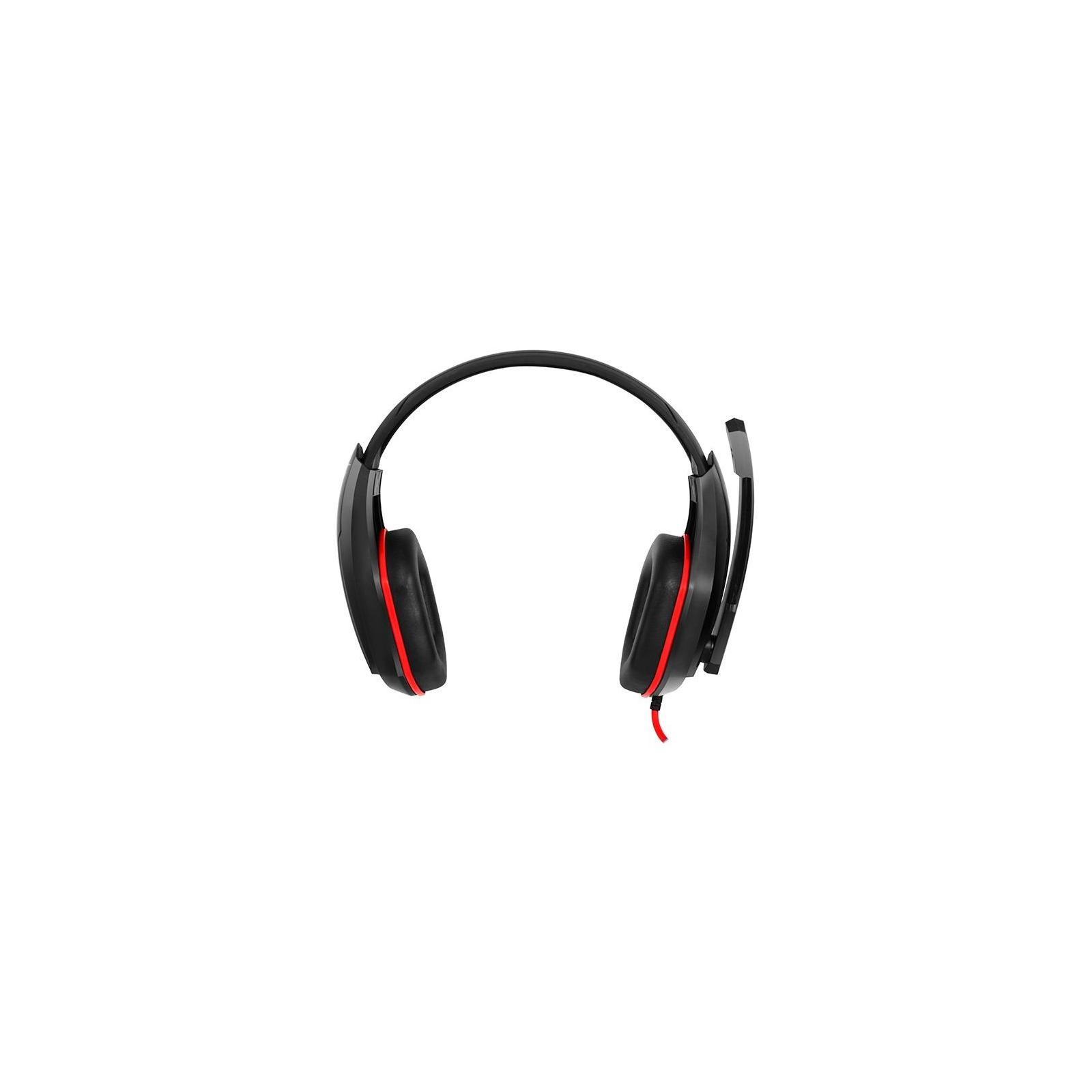 Наушники GEMIX X-340 black-red изображение 4